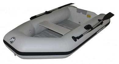 Лодка MERCURY 240 DINGHY - НАДУВАЕМ ПОД PVC, СВЕТЛО СИВ - AA240127M
