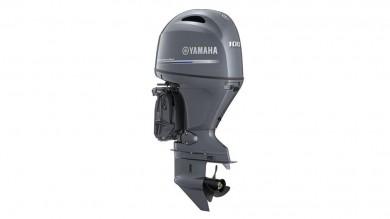Двигател Yamaha F100