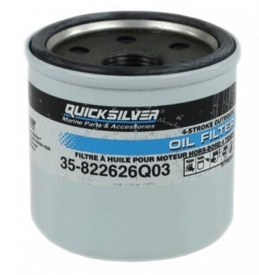 Маслен филтър Mercury 8/9.9hp, 15/30hp, 40/50hp - 822626Q03