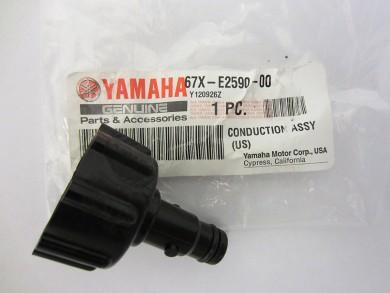 Фитинг за промиване със сладка вода за джет Yamaha - 67XE259000