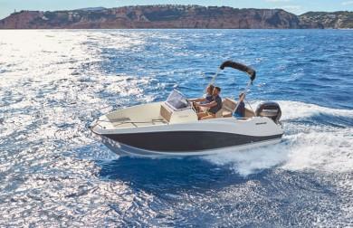 Лодка Quicksilver ACTIV 555 OPEN - 2021
