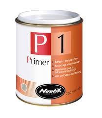 Основа универсална - Сив металик - P1 Nautix - 151910
