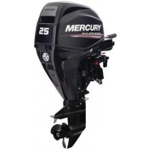 Двигател за лодка Mercury F25MH BoatsBG