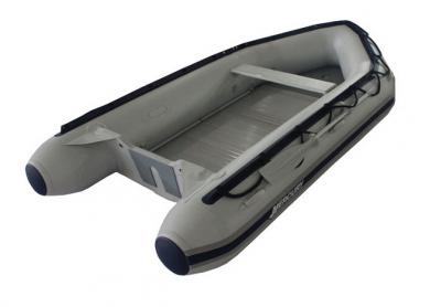Лодка MERCURY 365 SPORT XS - ПЛАСТМАСОВ ПОД PVC, СВЕТЛО СИВ - AA380110M