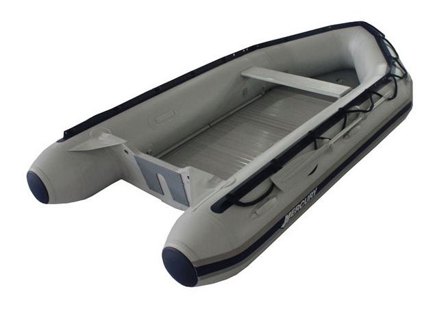 MERCURY Лодка MERCURY 365 SPORT XS - ПЛАСТМАСОВ ПОД PVC, СВЕТЛО СИВ - AA380110M