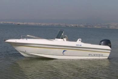 Лодка OLYMPIC 450 CC