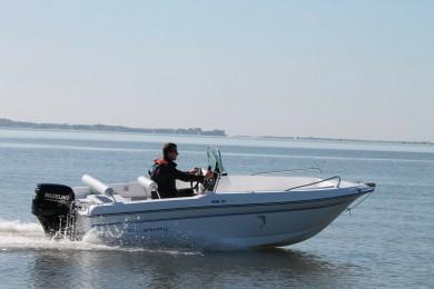 Лодка OLYMPIC 490 CC