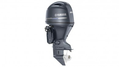 Двигател Yamaha F80 - 2021
