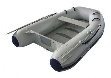 Лодка MERCURY 250 AIRDECK ULC PVC, СВЕТЛО СИВ - AA250027M