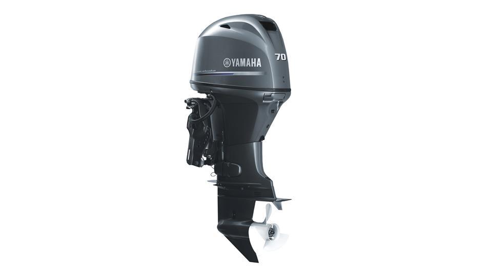 Двигател за лодка Yamaha F70 BoatsBG