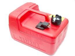 Резервоар YAMAHA с нивомер, 12 литра - 6YL24201070Q