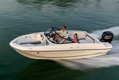 Лодка BAYLINER VR4 BOWRIDER OB