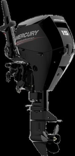 Двигател за лодка Mercury F15MH BoatsBG