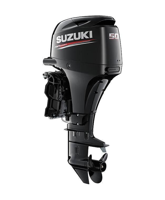 Двигател Suzuki DF50