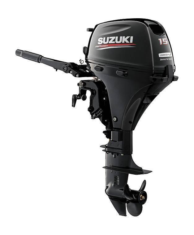 Двигател Suzuki DF15