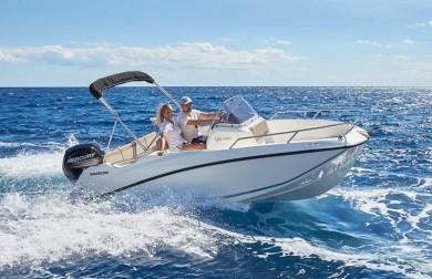 Лодка Quicksilver ACTIV 505 OPEN - 2021