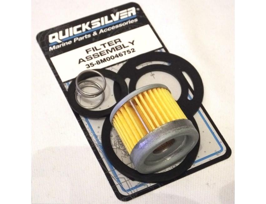 Оригинален горивен филтър Quicksilver 8M0046752