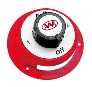 Ключ маса за два акумулатора - 12V/150A, 6V/300A - L0612180 TREM