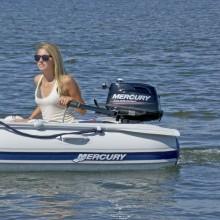 Двигател за лодка Mercury F4MH BoatsBG