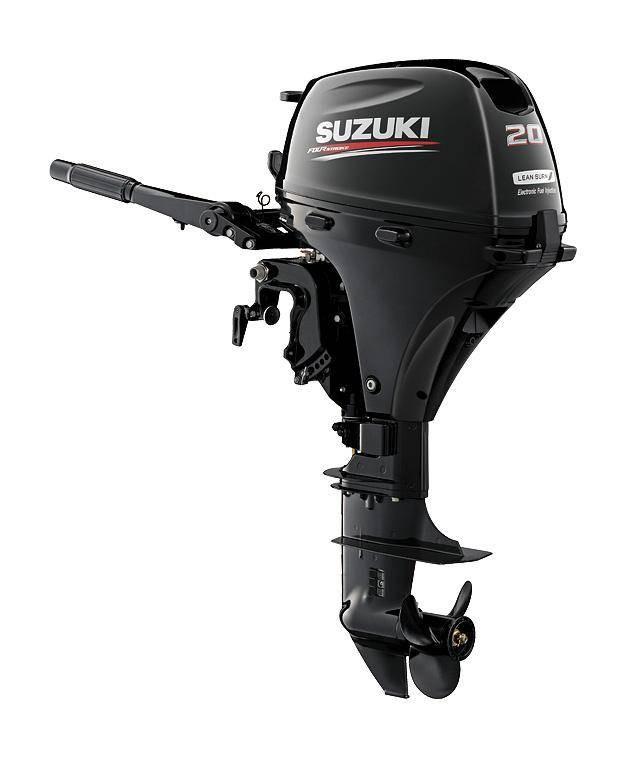 Двигател SUZUKI DF20