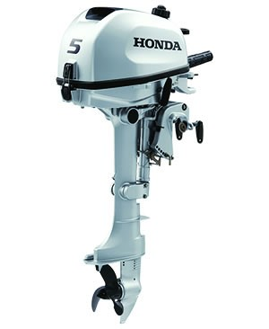 Двигател HONDA BF5