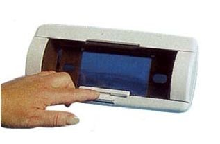 КАПАК ЗА РАДИО 245x110 mm — GS13010