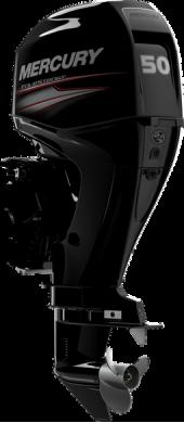 Двигател Mercury F50 EFI