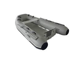 Лодка MERCURY RIB 290 OCEAN RUNNER PVC, СВЕТЛО СИВ - AA300054M