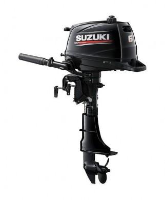 Двигател Suzuki DF6