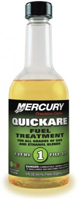 Стабилизатор за гориво Quicksilver QuicKare #1  355мл - 8M0079743