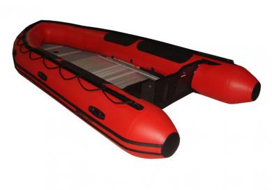 Лодка MERCURY 470 HEAVY DUTY XS HYPALON  ЧЕРВЕН - AA470041M