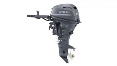 Двигател Yamaha F25 - 2021