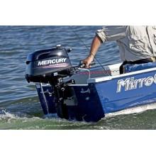 Двигател за лодка Mercury F5MH BoatsBG