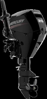 Двигател Mercury F20 EFI - 2019г