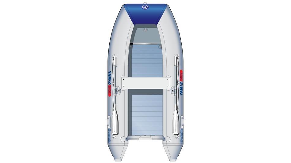 Лодка YAMAHA YAM 340 Sport
