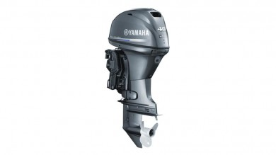 Двигател Yamaha F40 - 2021