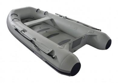 Лодка MERCURY 320 AIRDECK PVC, СВЕТЛО СИВ - AA340132M