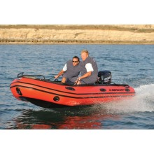 Лодка MERCURY 365 HEAVY DUTY XS HYPALON DTX, ЧЕРВЕН - AA380108M