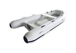 Лодка MERCURY 340 OCEAN RUNNER PVC, СВЕТЛО СИВ - AA350053M