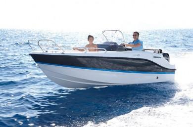 Лодка Quicksilver ACTIV 455 OPEN - 2021