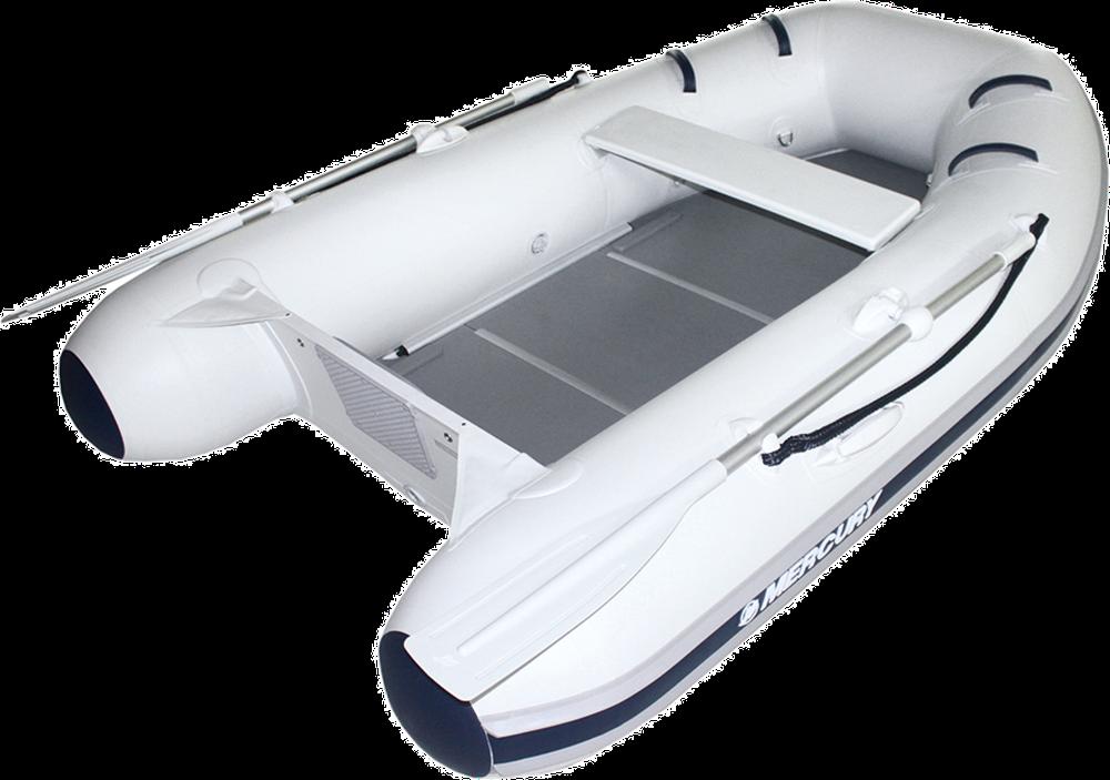 Лодка MERCURY 250 SPORT - ПЛАСТМАСОВ ПОД PVC, СВЕТЛО СИВ - AA270132M