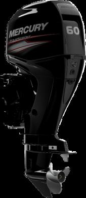 Двигател Mercury F60 EFI
