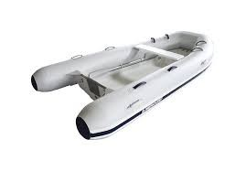 Лодка MERCURY 340 OCEAN RUNNER HYPALON, БЯЛ - AA350054M