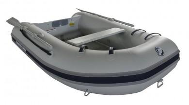 Лодка MERCURY 220 AIRDECK ULC PVC, СВЕТЛО СИВ - AA220013M