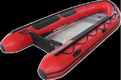 Лодка MERCURY 365 HEAVY DUTY XS HYPALON DTX, ЧЕРВЕН - AA380118M